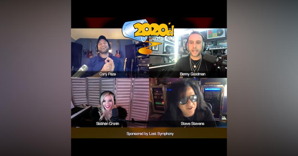 Steve Stevens: Why Billy Idol Doesn't Use Pyro (Hint: Blame Nickleback)