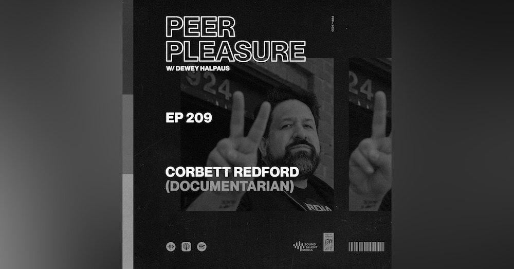 Corbett Redford (Documentarian)