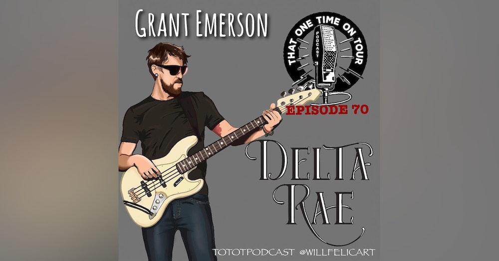Grant Emerson (Delta Rae)