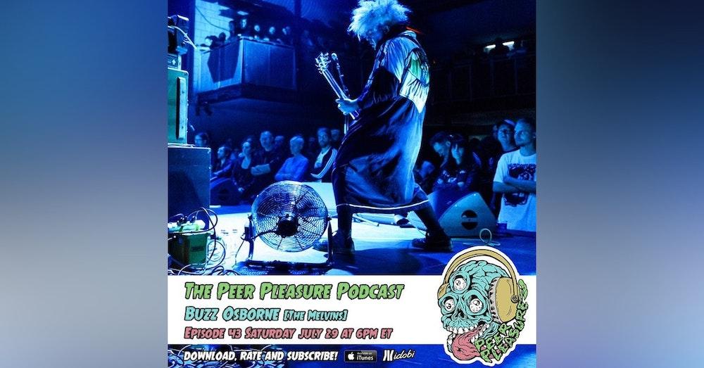 Buzz Osborne (The Melvins)
