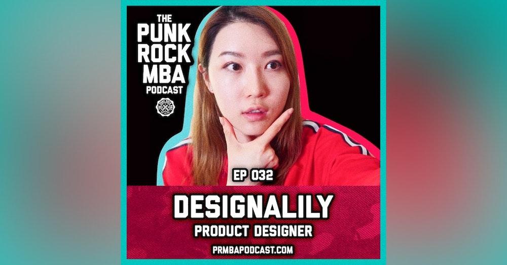Designalily (Product Designer)