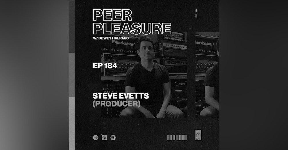 Steve Evetts (Producer)