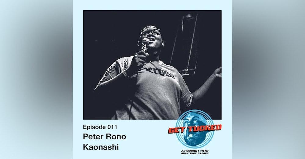 Ep. 11 feat. Peter Rono of Kaonashi