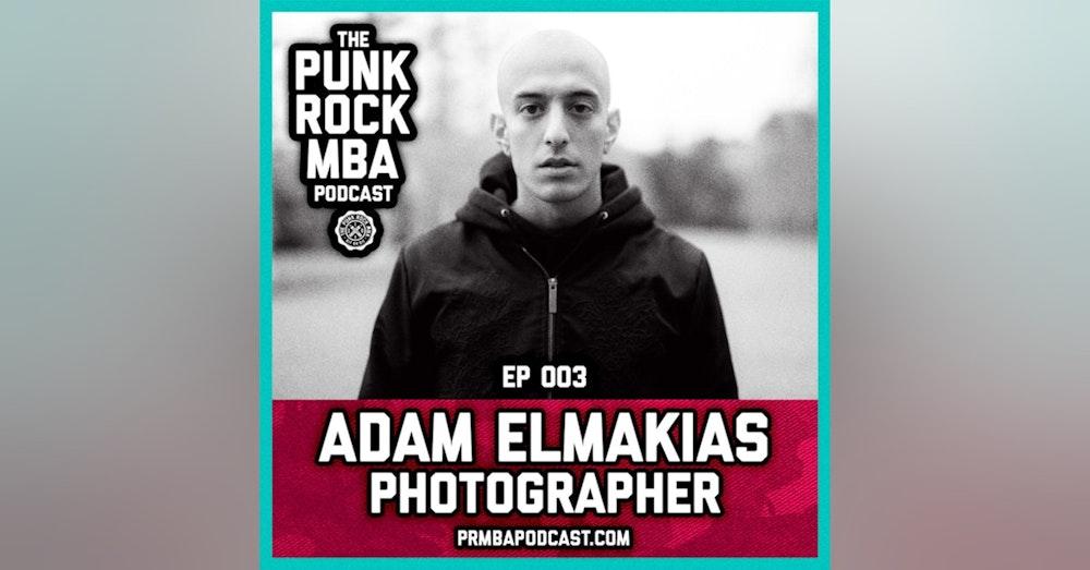 Adam Elmakias (Photographer)