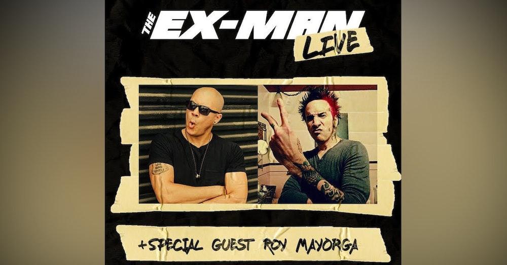 Live Show w/ Roy Mayorga (Stone Sour, ex-Soulfly, ex-Crisis, ex-Nausea)