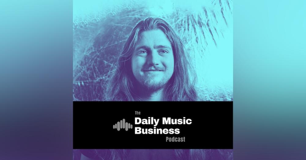 Matt Meets The Music Industry #1: Stefan Mersch On Websites