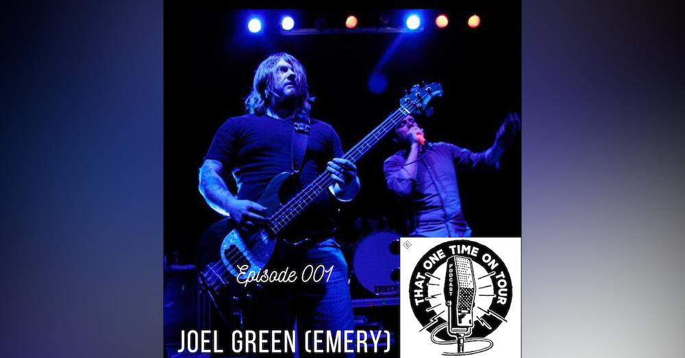 Joel Green (ex-Emery)