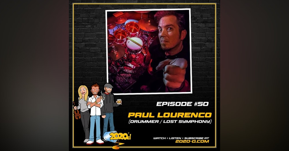 Paul Lourenco: I've Only Been in 45 or 50 Bands