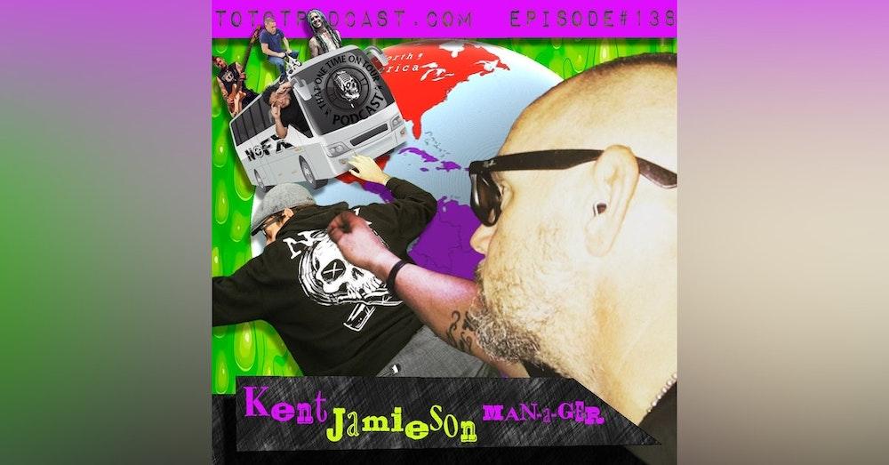 Kent Jamieson (NOFX Manager)