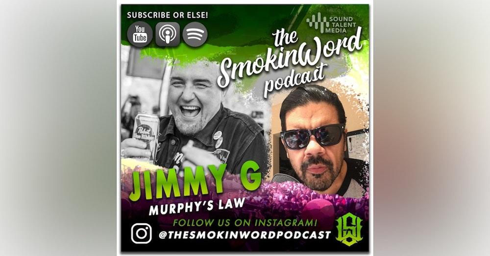 Jimmy G - Murphy's Law