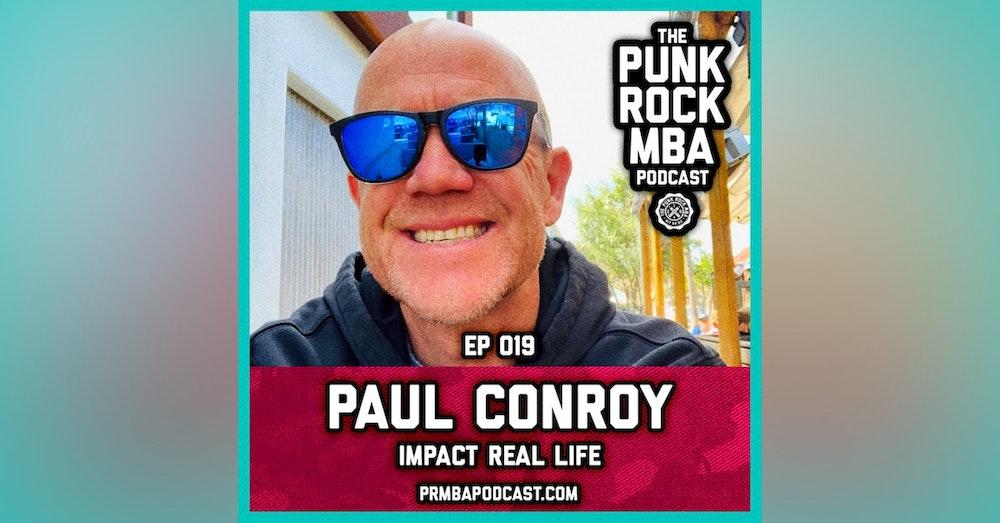 Paul Conroy (Impact Real Life)