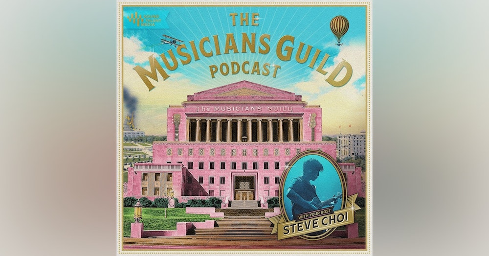 The Musicians Guild welcomes Brian Moss (Hanalei)