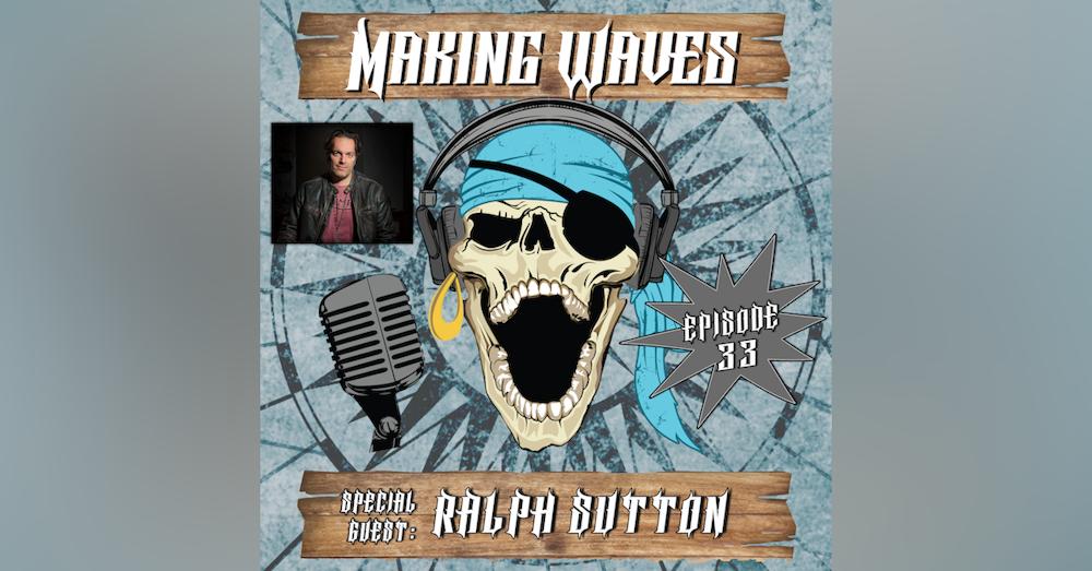 ShipRocked Royal, Podcast & Media Entrepreneur Ralph Sutton Makes Waves!