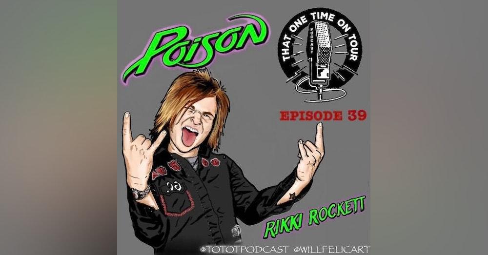 Rikki Rockett (Poison)
