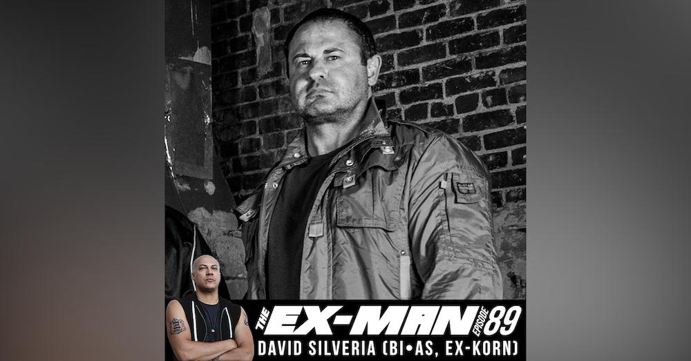 David Silveria (BI•AS, ex-Korn)