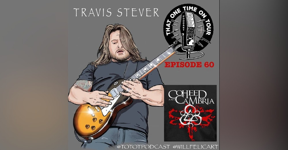 Travis Stever (Coheed And Cambria)