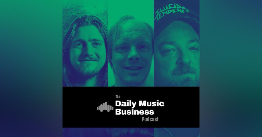 The Social Dilemma... For Musicians! | Dumb & Dumbest Host