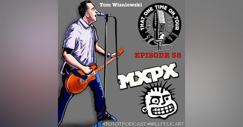 Tom Wisniewski (MxPx)