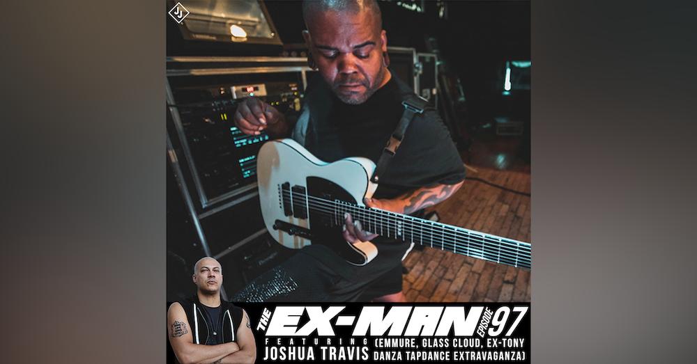 Joshua Travis (Emmure, Glass Cloud, ex-Tony Danza Tapdance Extravaganza)