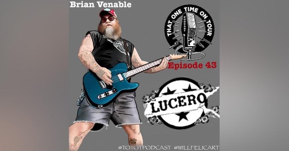 Brian Venable (Lucero)