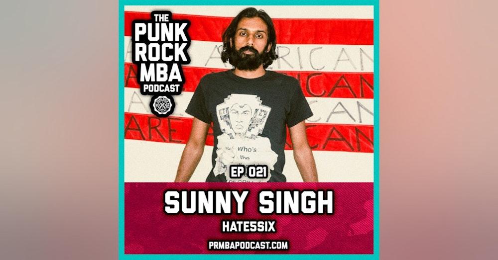Sunny Singh (hate5six)