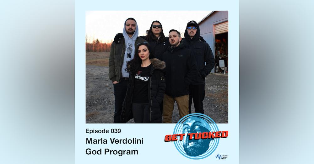 Ep. 39 feat. Marla Verdolini of God Program