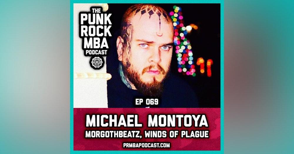 Michael Montoya (Winds Of Plague)