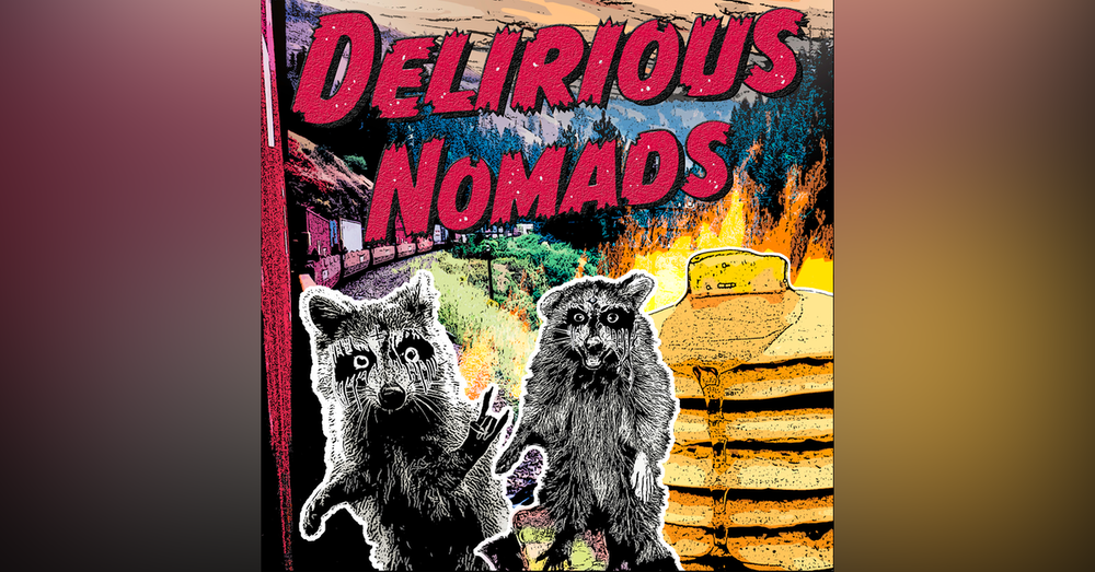 Welcome to Delirious Nomads: The Blacklight Media Podcast