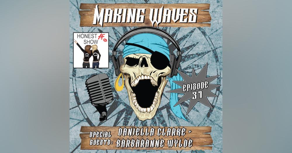 Honest AF Podcast Makes Waves!!