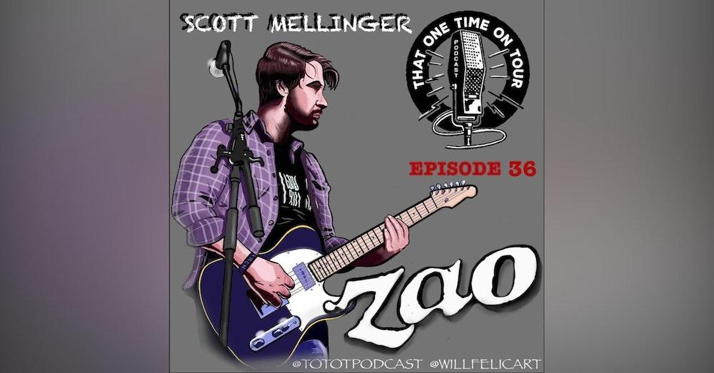 Scott Mellinger (ZAO)