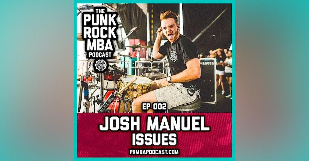 Josh Manuel (Issues)
