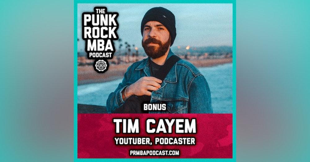 Tim Cayem (YouTuber, Podcaster)