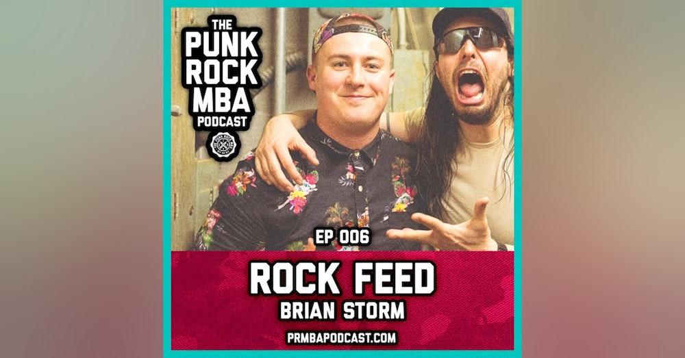Rock Feed (Brian Storm)