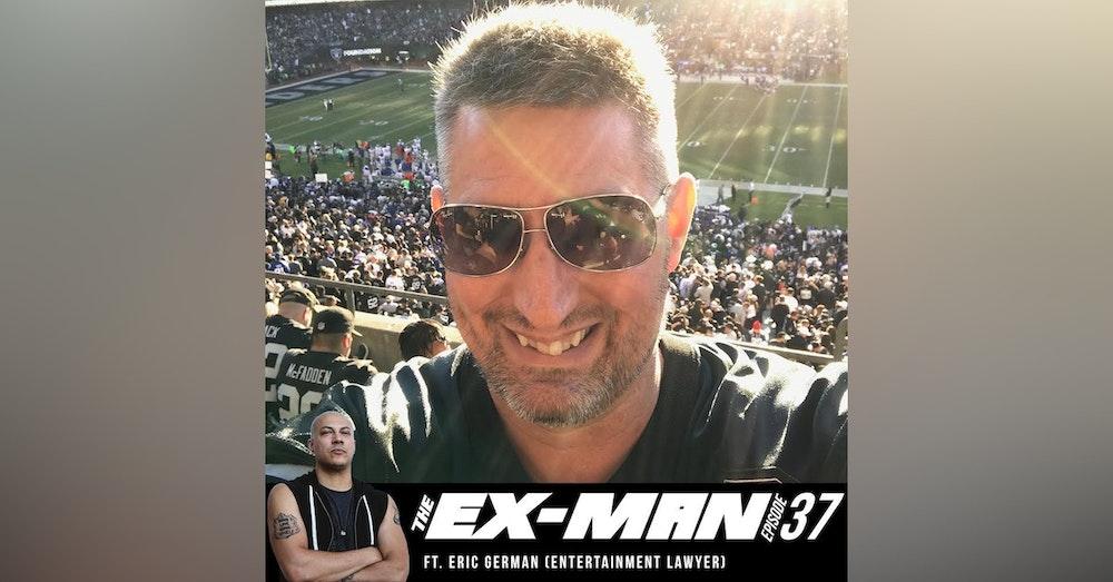 Eric German (Entertainment Lawyer)