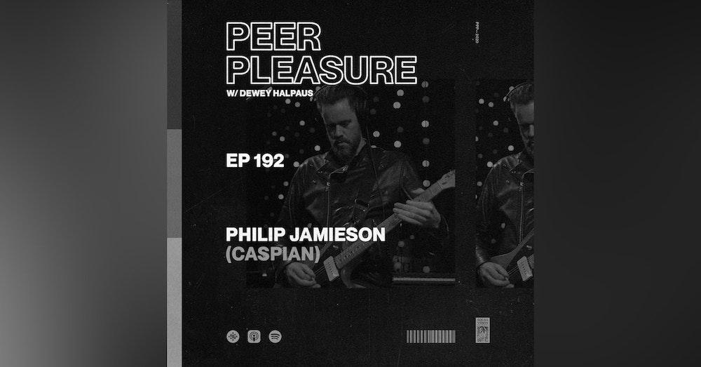 Philip Jamieson (Caspian) Part 2