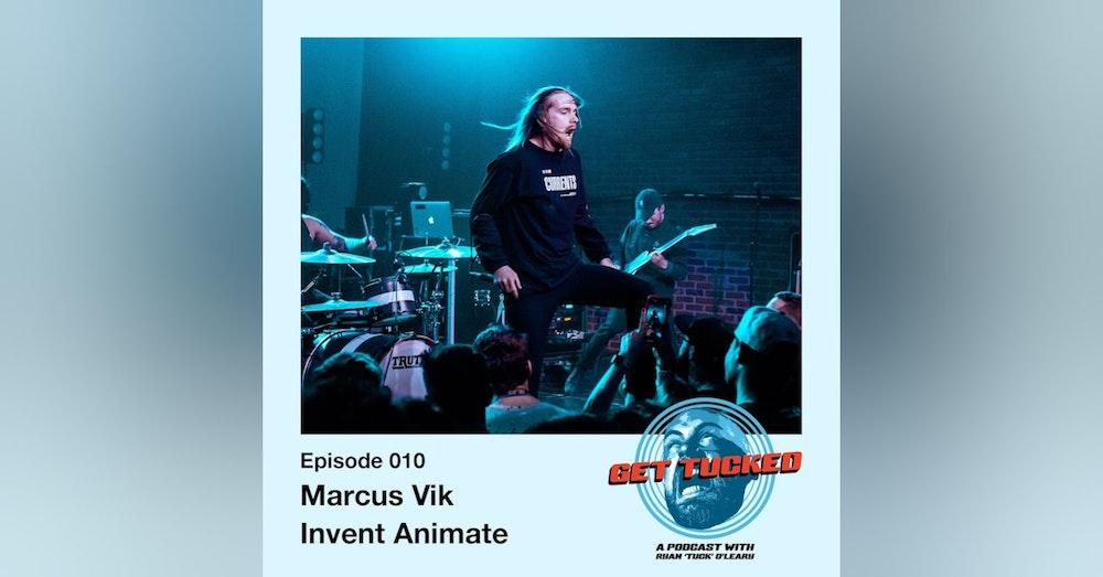 Ep. 10 feat. Marcus Vik of Invent, Animate