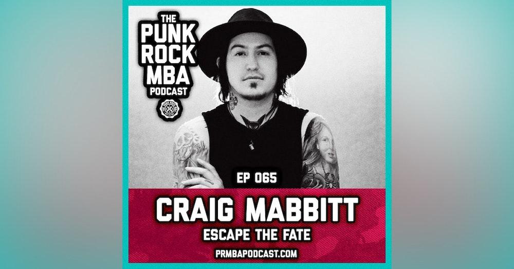 Craig Mabbit (Escape the Fate)