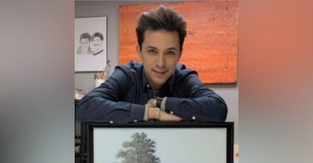 Justin Winkel of The Winkel Gallery