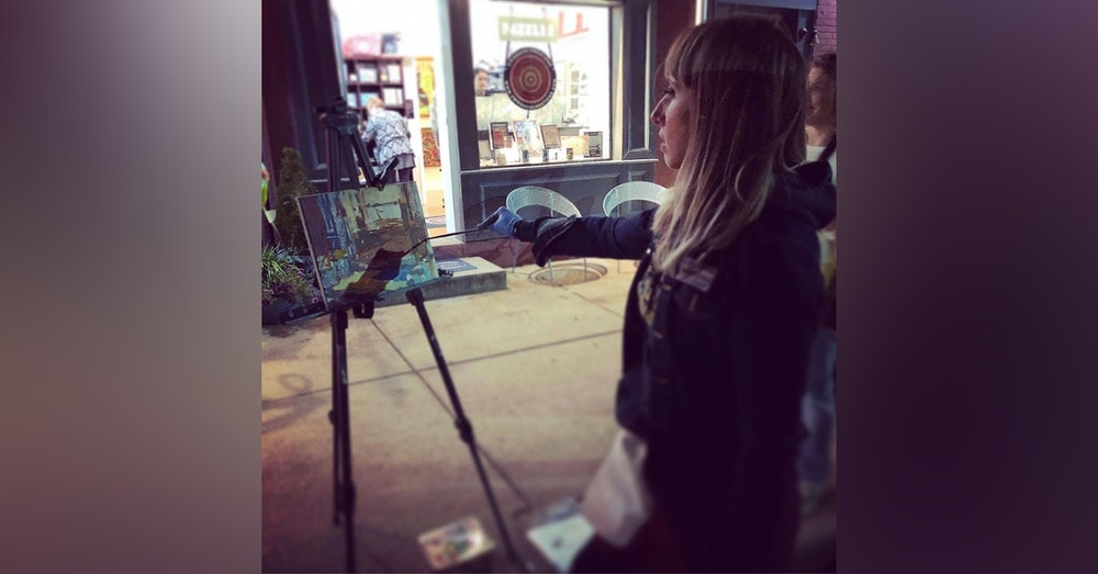 Getting To The Truth In This Art | Beth-Ann Wilson of Night Owl Gallery