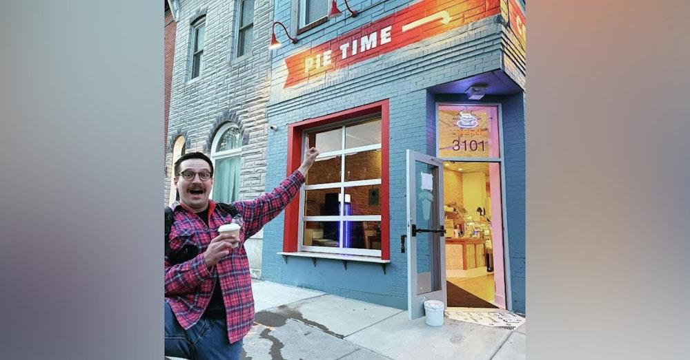 Max Reim of Pie Time