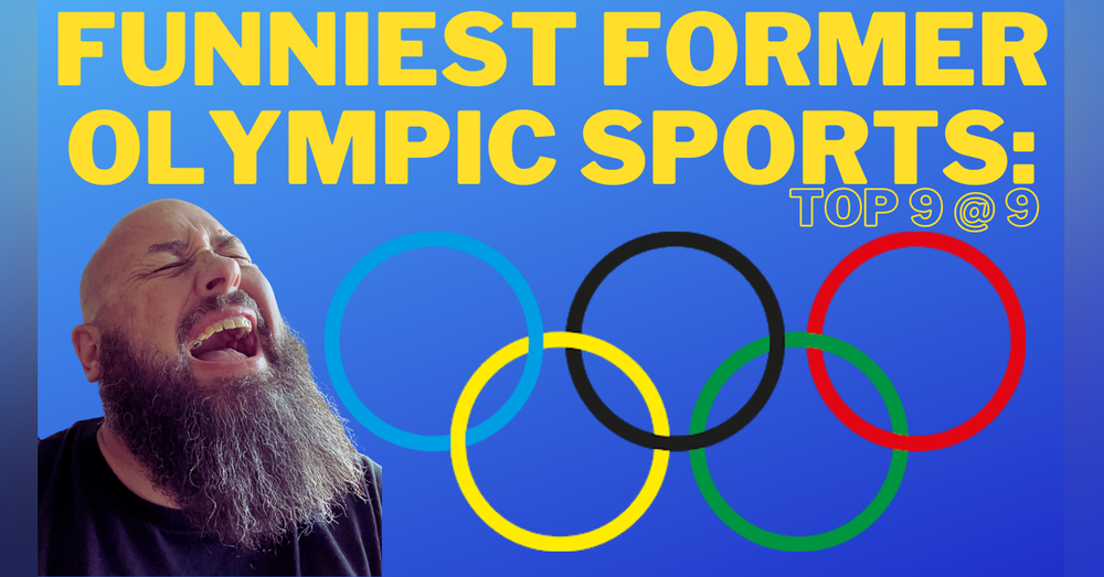 Top 9 at 9: Strangest Former Olympic Sports