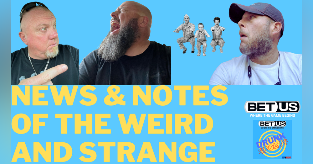 Colby Sapp's World Famous News & Notes of the Weird and Strange