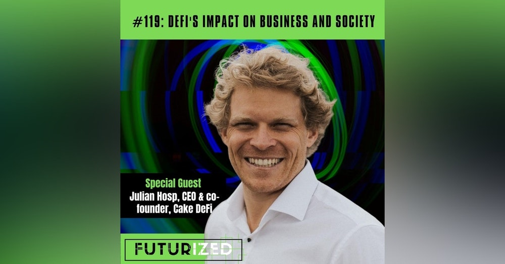 DeFi's impact on Business and Society