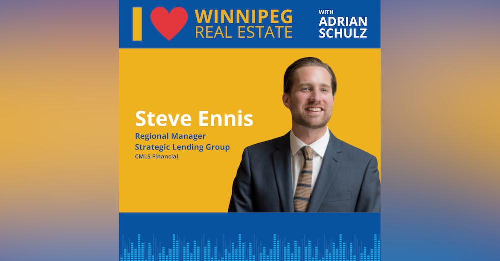 Steve Ennis on CMHC insured multi-family residential financing