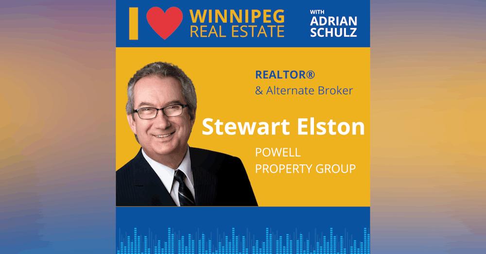 Stewart Elston on condominium living in Winnipeg