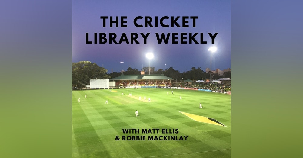 Emma Hughes Special Guest on the Cricket Library Weekly