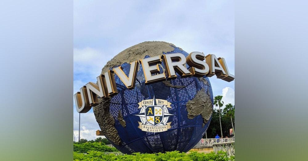 Universal Orlando Fall Trip Report