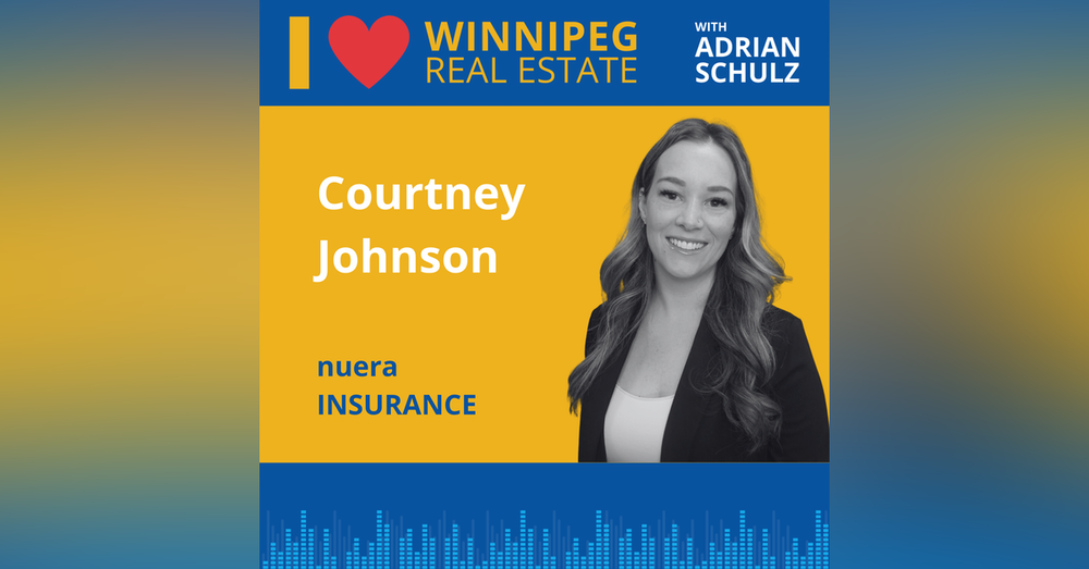 Courtney Johnson on buying home insurance