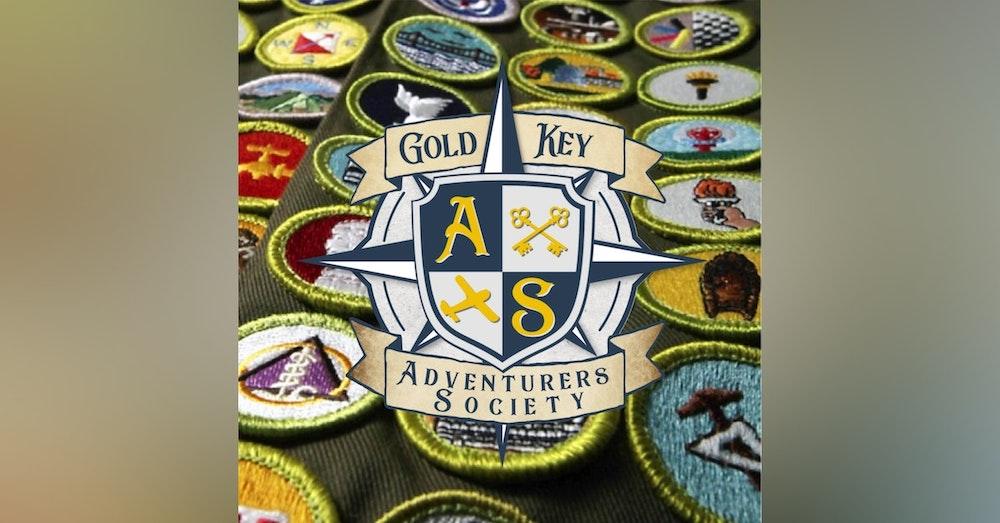 Travel Merit Badges