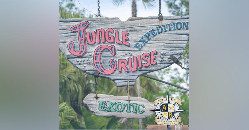 Walt Disney's World Famous Jungle Cruise